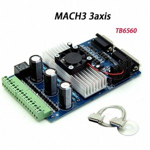 TB6560 stepper motor drive 3axis 4axis engraving machine drive for cnc router mach3 driver Controller Board 3.5A g2Bu#