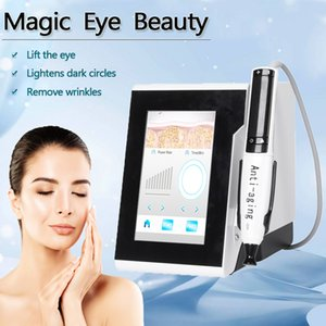 Home Use RF Wrinkle Removal Facial Machine RF Skin Rejuvenation Beauty Machine 5MHZ Radio Frequency Facial Beauty Equipment free shipping