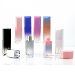 5ml all'ingrosso di pendenza del rossetto tubo Lip Balm Lip Glaze Contenitori fai da te bottiglia vuota contenitori cosmetici gel colla stick trasparente viaggio