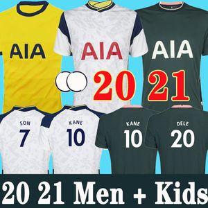20 21 zu Hause weg Fußball jersrey 2020 2021 Fußballhemd Männer Kinder-Kit neuen Stils
