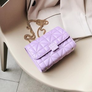 Embroidery thread PU Leather Crossbody Bags for Women New Elegant Female Shoulder Handbags Casual Ladies' Travel Totes Flap Bags