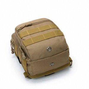Caldo! Esecuzione Zaino Sport Grande capacità multifunzione Singola Doppia Spalla Cassa Messenger Bag Handbag Climbing K5m5 #