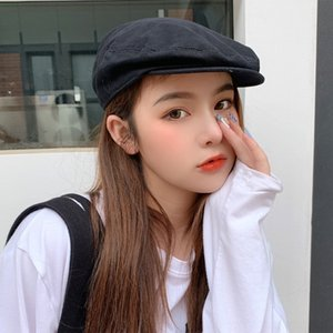 summer new letter forward hat female hat female Japanese original cap ins online red street shooting