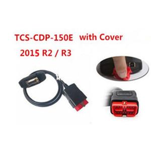 bluetooth ile r2 / r3 TCS CDP Pro KİMİ CDP Pro Delphis Aut0com Arabalar için / Kamyonlar Araba teşhis araçları Scanner DS150 2017 Yeni OBDII TARAYICI