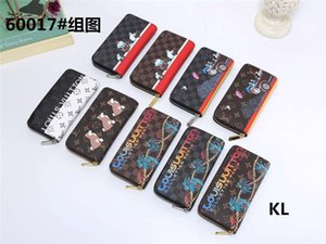 mens designer Wallet Short Embroidery Pattern Women Wallets Black Gray men Wallets designer handbags purse free shipping