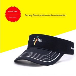 Empty hat embroidery Outdoor sports baseball baseball cap sun hat outdoor sports advertising cap