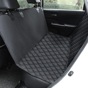 Waterproof Mattress TF Cloth Pet Dog Rear Seat Cushion Without Flank Rear Pet Seat Cover Carrier Car Belt Hanging Protector O Icsvp