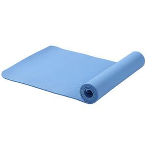 Non-Slip Йога Маты Фитнес Tasteless Марка Pilates Mat гимнастики Спортивные Коврики Подушки с Yoga Bag 183X61cm