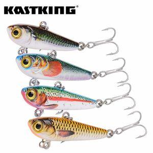 4pcs lot 27.9g 66.2mm Saltwater Fishing Lure Lifelike Metal Fishing Bait with Double Hooks