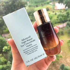 Famous Eye Makeup Moisturizing Advanced Night Repair Eye Concentrate Matrix 15ml Synchronized recovery Hydrating Eye Lotion
