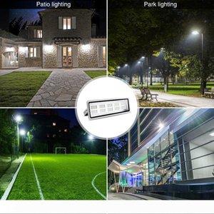 300W LED projektör Dış Aydınlatma Armatür Reflektör IP65 LED Taşkın Işık Spotlight Su geçirmez Sokak Lambası Bahçe Kare Spotlightled