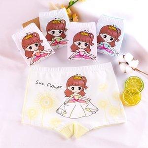 women's and girls' boxer pants baby's Children's women's cotton children's and girls' underwear boxer pants cotton baby's underwear
