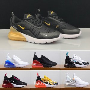2019 Newest air Cushion Knit Breathable Children Running shoes boy girl young kid sport Sneaker size 28-35 WBI4K