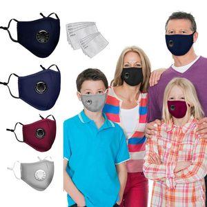 бандана Хлопок Ткань Kids 30pc Одноразовые Faceshield Мода 3ply уха Loop Хлопок Ткань Дети Faceshields Mascarillas