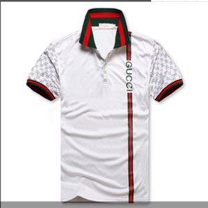 Las novedades de Hip Hop de la camiseta de los hombres de invierno de la manga corta 100% del poloshirt algodón hombres teel cadera 3g hombre del diseñador g camisetas 302