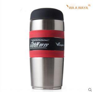 Huaya tazza mug Buine tainle Teel e 'il tè grande Huaya Buine Men' le donne Coppa inox s uomini Donne capacità importo bicchier d'acqua