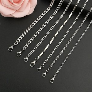 Special Offer O-Shaped Chain Womens Titanium Steel Domineering Mens Necklace New Style Long Fashion Melon Seed Chain