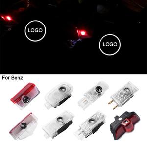 LED W212 W221 W245 W204에 오신 것을 환영 빛 W164 W176 W168 W169 R171 GLA 자동차 도어 프로젝터 로고 자동 하늘에 불빛이 파라 들어 메르세데스 벤츠 AMG