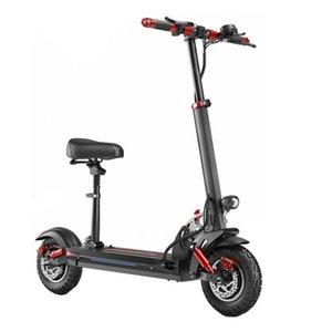 Nuovi scooter elettrici adulti due ruote elettrico Scooter Velocità massima 45 km / H 48V 1200W pieghevole Off Road E Scooter Bici
