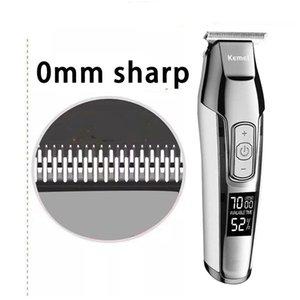 Professional Finish 0 milímetros Beard Máquina Kemei T Lâmina Haircut Trimmer careca Melhor Cabelo e 1949 Trimmer ucQlp hairclippers2011