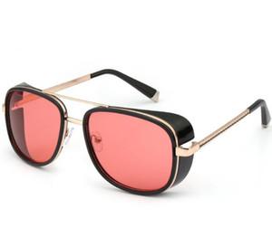Men's and women's sunglasses fashion retro design personality windshield sunglasses