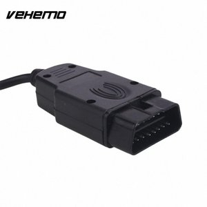 Vehemo Red OBD2 EOBD Diagnosewerkzeug Automatische Scanner Accurate Multilingual 8yMO #