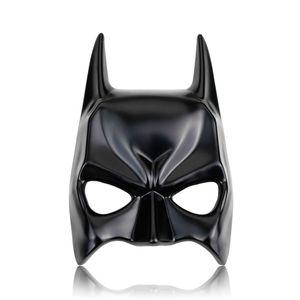 Новое Рождество Batman маска для малыша взрослой партии маски Половины лица Жестких оболочек Бэтмен мультфильм аним шоу маски для Детского дня