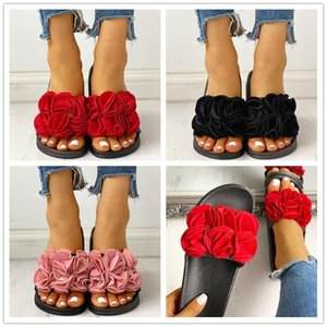 BJYL 2020 New Casual Sneakers For Home Slippers Summer Soft Floor Woman Indoor Flats Shoes Cute Slipper B625