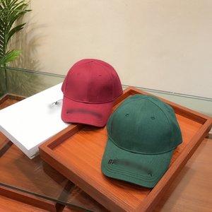 Hot Sale Designercaps Adjustable Männer Frauen Luxus Hüte Sommer Hot Baseballmütze der Männer im Freien Brandhats Damen Designerhats 20022156Y