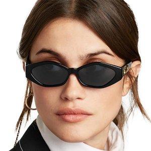 Art und Weise kühle Entwurfs-Frauen-Katzenauge-Anti-UV Sonnenbrille Rahmen Gläser Outdoor Sports Camping Wandern Eye Protect Wear Werkzeuge