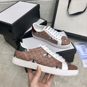 2020 Newest Brand Men Women Sneakers Loafers Top Fashion Low Cut Genuine Leather Casual Sports Shoes Outdoor Walking Shoes Flats 35-45