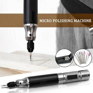 DIDIHOU Cordless Drill Bit Tool Dremel Mini Drill New Mini Electric Power Tools Engraver Electric Pen Diy Cutting