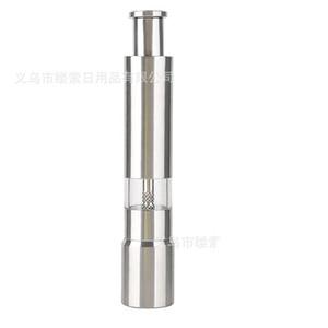 Aço inoxidável Grinders Rotating vidro destacável manual Abrader Núcleo Grinding Herb Moinho Handle Imprensa Máquina de Café 10 2LS C2