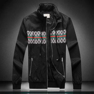 Designer Mens Jacket Luxury Hoodie Jackets Fashion Mens Brand Jacket New 19SS Men Windbreaker Winter Coat Outdoor Streetwear B100904K 629FF