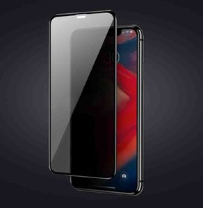 Privacy Protecting Film for IPhone 11Pro Max 11Pro 11 XS Max X XS Privacy Filter Screen Protectors Protective Tempered Glass