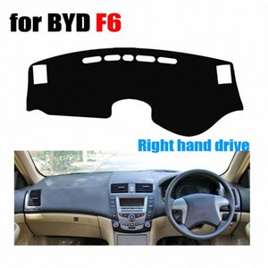 RKAC приборной панели автомобиля Обложки Мат для BYD F6 All The Years Right Hand Drive Dashmat Pad Даш Cover Auto Dashboard Анти Drity Pad Car Decor ZoGL #