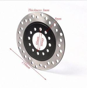 160мм задний тормозной диск Диск ротора для Quad ATV Buggy Go Kart Taotao COOLSTER 9zxq #