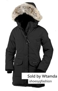 New Women S Trillium Parka Winter Jacket Arctic Parka Red Outdoor Coat Hoodies Real Wolf Fur
