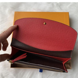 Женская сумка из кожи кошелька кошельки одиночная молния до Pocke для женщин дамы старинные длинные кредитные карты кошелек внутренних мостов кармана Zipper GN37