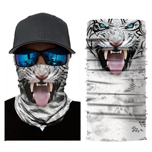 Halloween Face Cover Cycling Gaiter Face Cool Outdoor 3D Windproof Motorcycle