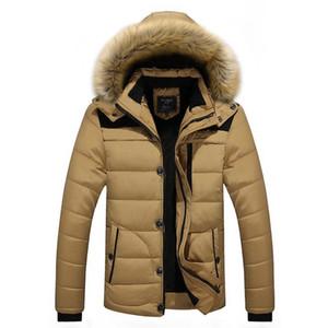 Мода зима куртки мужчина 2020 Марк Casual Mens куртка и пальто Толстой Parka Мужчина Верхней одежда 5XL Куртка Мужской Одежды утепленный