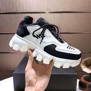 2020 Arrivo di lusso Designer Mens Cloudbust Thunder Knit scarpe da tennis di grande misura della scarpa da tennis Luce suola in gomma 3D formatori Womens Big con box