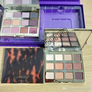 Newest eye makeup set in bloom ,toasted and amazonion clay high-performance naturals palette eyeshadow for Christmas