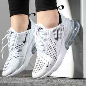 2020 Mens Women Airs 270 Running Shoes Max 27c Black white Trainer Road Star BHM Iron Maxes Cushion Sports Sneakers