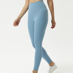 Frauen Yoga-Hosen Jogginghose mit hoher Taille Sport Fitnessbekleidung Leggings Elastic Fitness Lady Overall Voll Tights Workout Damen Leggings