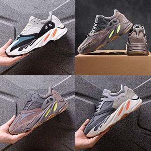 Barato 2020 Nueva Kevin Durant Kd 13 Baloncesto Niños Kanye West Kanye West 700 700 Zapatos KDS 13S Para Hombres Negro azul de Camo soles llegada Bred # 966