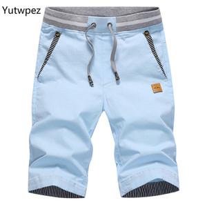 Мужские шорты 2021 белья Mens EST летние повседневные мужские хлопковые моды короткие Бермудские острова Пляж плюс размер S-4XL Jogger мужской
