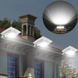 Solar Super Bright PIR Motion Sensor Waterproof Wireless Security Light Lamp For Outdoor Garden Wall Yard Deck Auto On Off Dusk to Dawn