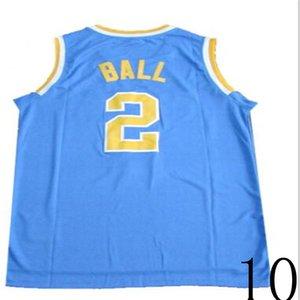 NCAA الكلية لكرة السلة ترتدي 2020 مخيط شعارات 9999