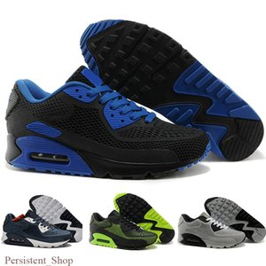 2020 2018 New Cushion 90 KPU Men Women Sport shoes High Quality classical Sneakers Cheap 11 colors Sports running Shoes Size 36-46